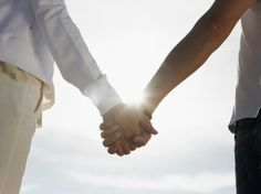 The power of monogamy. We are made to be ONE, forever