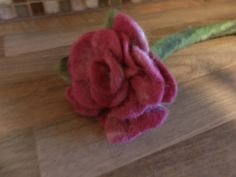 Huovutettu ruusu