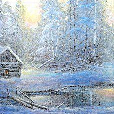 Loscutov Evgenii zima