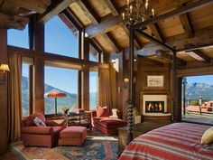 I dream of a Master Bedroom like this :-)