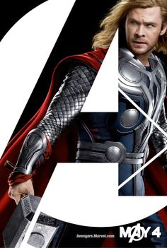 The Avengers (2012) Thor