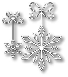 New 2013 Holiday Collection:  Precious Snowflakes