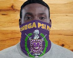 Kappa Alpha Psi, Delta Sigma Theta, Omega Psi Phi Paraphernalia, Clear Face Mask, Black Neck, Fraternity, S Pic, Neck Warmer, Sorority
