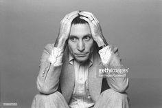 The Rolling Stones, Ken Regan Archive, Portrait Session 1977 Charlie Watts, Rolling Stones, Rolls, Portrait, Studio, Children, Image, Archive, 3d Printing