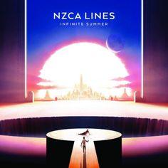 NZCA LINES: Infinite Summer - cover artwork