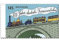 175 Jahre deutsche Ferneisenbahn