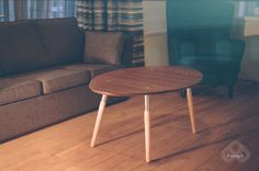 Coffee table by Ingus Jakobsons
