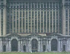 Yves Marchand, Romain Meffre - Detroit, vestige du rêve américain