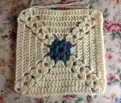 Ravelry: LisaSh's Fill'er Up square