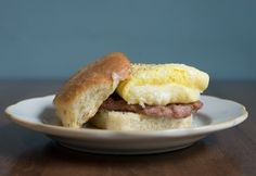 Biscuit Love's Sausage Egg and Cheese Biscuit