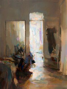 Paintings - Carlos San Millán, Paintings and drawings
