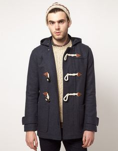 Duffle Coat by Asos.... LabelsMag Online Store