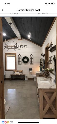 Barn House Plans, Dream House Plans, My Dream Home, Pole Barn Homes, The Ranch, Decoration, Home Remodeling, Building A House, Building Homes