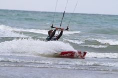 Kiteboarding - Presqu'ile Provincial Park, Brighton Ontario (Photo Credit: Gary McPherson) Brighton, Photo Credit, Ontario, Places To Visit, Boat, Park, Dinghy, Boats, Parks