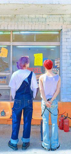 Bts Aegyo, Jimin Jungkook, Bts Bangtan Boy, Namjoon, Jikook, Bts Group Photo Wallpaper, Bts Wallpaper, Bts Group Photos, Bts Concept Photo