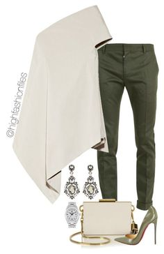 A fashion look from July 2015 featuring Rick Owens blouses, Christian Louboutin shoes and Lanvin clutches. Browse and shop related looks. Mature Fashion, I Love Fashion, Passion For Fashion, Autumn Fashion, Fashion Looks, Stylish Outfits, Fashion Outfits, Womens Fashion, Traje Casual