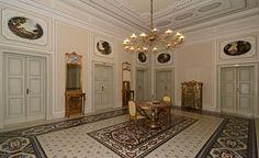 ingresso camere primo piano
