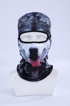$4.54 (Buy here: https://alitems.com/g/1e8d114494ebda23ff8b16525dc3e8/?i=5&ulp=https%3A%2F%2Fwww.aliexpress.com%2Fitem%2FHot-Sale-2016-COOL-3D-Dog-Animal-Ski-Hood-Hat-Balaclava-Full-Face-Mask-Outdoor-Sports%2F32614358504.html ) Hot Sale 2016 Cool ! 3d Dog Animal Ski Hood Hat Balaclava Full Face Mask Outdoor Sports Bicycle Cycling Masks Bbb06  for just $4.54