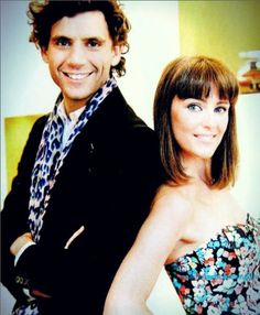Mika and his Beautiful Sister Yasmine! They are so Gorgeous!