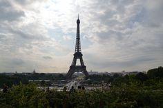 París, la ciudad de la luz y del amor #París #amor #pasión #Francia #France