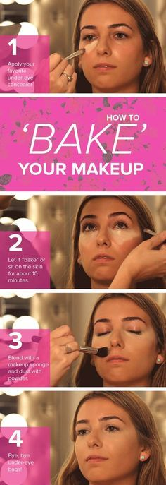 How To Bake Your Makeup
