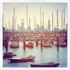 St. Kilda Pier #australia #travel