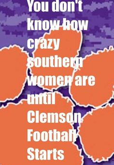 Clemson, the National Champ Clemson Athletics, Clemson Football, College Football Teams, Clemson Tigers, Football Season, Tiger Girl, Tiger Love, Acc Teams, Fight Tiger