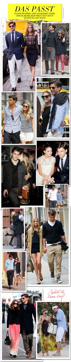 Olivia Palermo and Johannes Huebl The Perfect Couple
