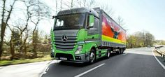 At the 1000th Fuel Duel, the Actros from Kreykenbohm Spedition demonstrated an 8.6 percent improvement in fuel consumption. Learn more about saving potentials of Mercedes-Benz Trucks in this week's #TruckerTuesday: http://mb4.me/fuel-duel