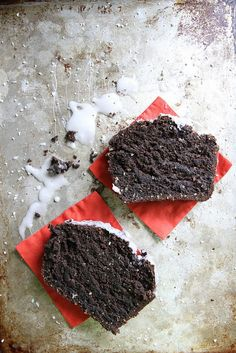 Chocolate Pumpkin Coconut Bread (via Bloglovin.com )
