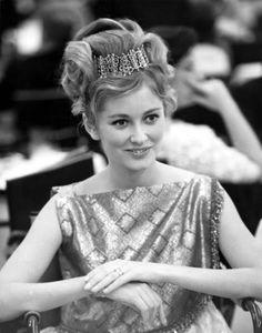 Paola, Queen of the Belgians, is the wife of King Albert II of Belgium. I wonder if they will have 3 Queens in Belgium soon? Queen Mathilde, Queen Fabiola and Queen Paola???