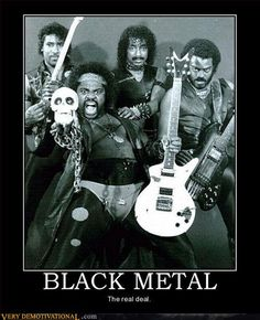 "Black Death - The ""1st"" all-african-american heavy metal band - Out of Clevaland OH"
