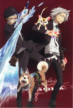 KHR - Yamamoto / Jirou / Gokudera / Uri