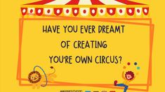 🚨OUR VIRTUAL CIRCUS CAMP IS OFFICIALLY OPEN! 🚨  PURCHASE THE COURSE BEFORE JUNE 15th AND RECEIVE THIS COURSE FOR ONLY $99! Use coupon code: earlybird2020 🐥  That's a $30 discount from our regular price!   Still stuck inside due to #covid19? Looking for a fun way to get your children's bodies moving, while expressing creativity? Then our new #online circus #summercamp is perfect for your child! 🎪🎨  Our #teachable course is also perfect for any #child in Kindergarten through 6th grade…