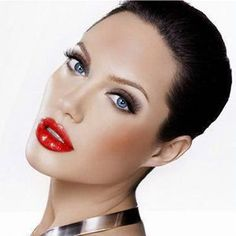Soft Smokey Eyes & Red lips. Film Project inspired by Wong Kar-Wai and Chanel.: Make Up Inspirations