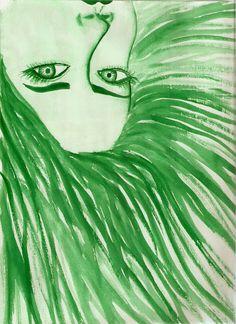 Lola Kabuki: COLORES Acuarela, pintura, ilustración, watercolor, art, art, ilustration