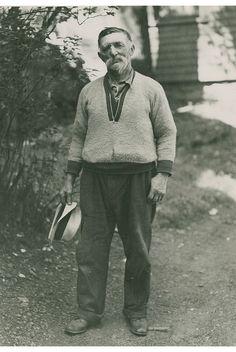 Ben Henneberry, Devil's Island, Nova Scotia, ca. Nova Scotia, Vintage Images, Family Portraits, Ephemera, Archive, Men Sweater, Knowledge, Island, History