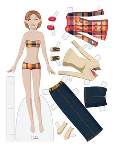 Fashion Friday Dolls                       Bridget    Lillian    Chloe    Olivia    Eliza                         Mia    Hannah    Avery    ...