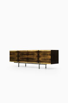 "schalling: ""Sideboard in rosewood designed by Ib Kofod-Larsen. Available at Studio Schalling """
