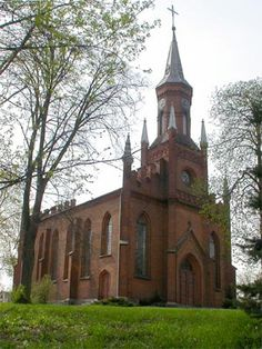 Rypin--The Lutheran Church