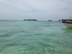 Islas del rosario -  colombia