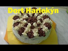 Dort Harlekýn - YouTube Muffin, Make It Yourself, Breakfast, Youtube, Facebook, Food, Cakes, Morning Coffee, Eten