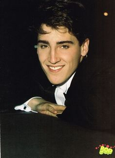 JONATHAN KNIGHT pinup – Handsome in tux! ZTAMS