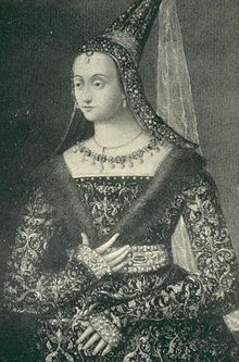 Margaret Stewart, Dauphine of France (1424 - 1445). Daughter of James I and Joan Beaufort. She married the future Louis XI of France, but she had no children.