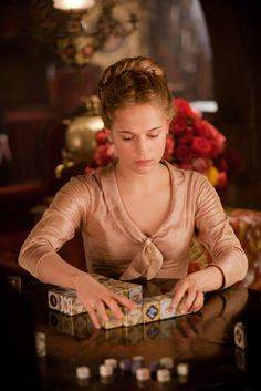 Love this scene. Anna Karenina 2012 Stills - anna-karenina-by-joe-wright Photo