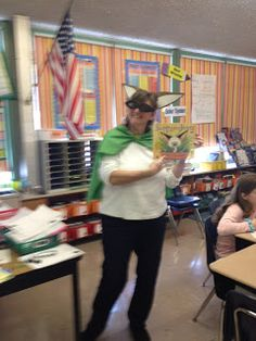 Pine Glen Elementary School Principal's Blog: Favorite Book Character Day