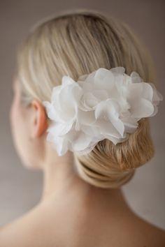 """""""Valentine"""" Haarschmuck Braut Hochzeit Frisur Haar"""