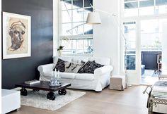 Loft-asunto vanhassa tulitikkutehtaassa | Kuva Kirsi-Marja Savola | Koti ja keittiö 5/2015