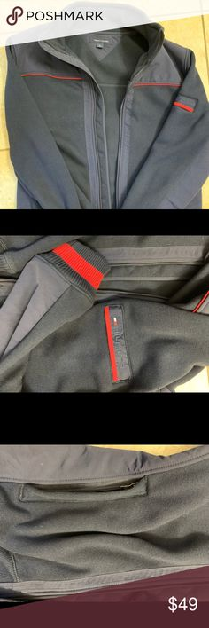 Tommy Hilfiger jacket with red lines Amazing jacket with a beautiful red accent No stains no tears size M My loss is your gain Check my other listings for bundle Thanks Tommy Hilfiger Jackets & Coats Performance Jackets Tommy Hilfiger Jackets, Red Accents, Gain, Man Shop, Coats, Best Deals, Amazing, Check, Closet