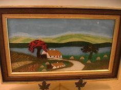 In my collection. Donegal, St Patricks Day, New Art, Landscape Paintings, Tweed, Ireland, Irish, Hand Weaving, Art Gallery